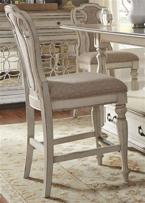 magnolia manor counter height table piece dining set