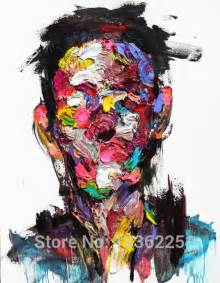 Aliexpress com : Buy Face Oil Painting Palette knife man