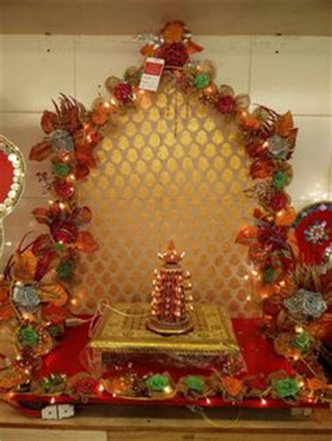 ganpati decoration  wwwfacebookcomhandmade floral