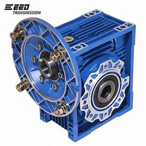 China Nmrv110-fa Gearbox With Input Flange