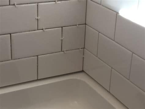 floor   fill  large gap  tile  shower