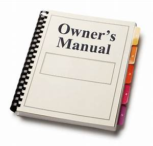 Building An Owner U2019s Manual For Your Business  U2013 Faq