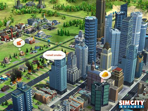 Simcity Franchise Heads To Android With Simcity Buildit