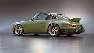 1990 Porsche 911 Covered With Green Absinthe Like A Modern Supercar Tuning Everything About
