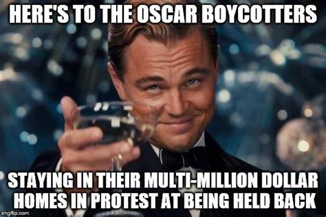 Oscar Memes - leonardo dicaprio cheers meme imgflip