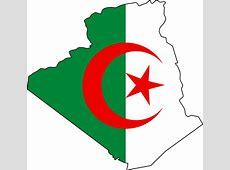 خريطة الجزائر Map of Algeria – شبكة الإسراء والمعراج إسراج