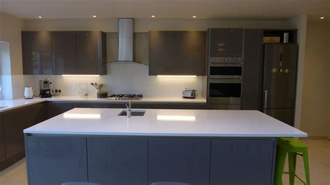 how high is a kitchen island side extension style within