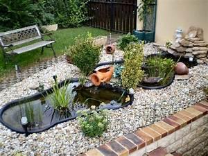 Bassin De Jardin Pour Poisson : bassin poissons ~ Premium-room.com Idées de Décoration