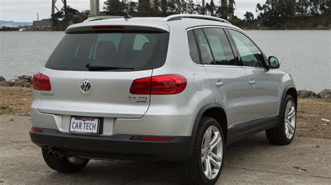 Volkswagen Tiguan Picture by 2013 Volkswagen Tiguan Review Small Suv Is On