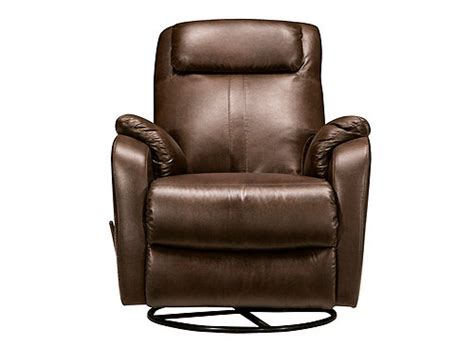 baxter leather swivel rocker recliner recliners