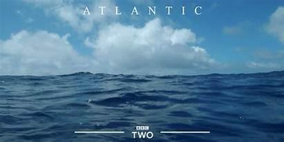 Sea Ocean Bbc Waves Gifs Atlantic Giphy
