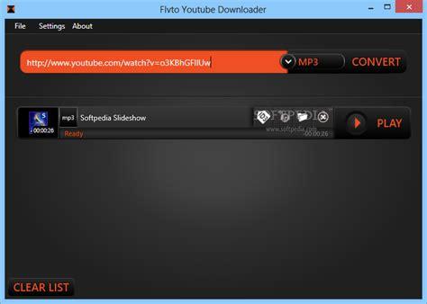 Download Flvto Youtube Downloader 1.2.3.40