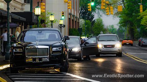 Rolls Royce Michigan by Rolls Royce Ghost Spotted In Birmingham Michigan On 05 16