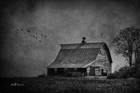 black and white barn black and white barn photograph by jeff swanson