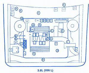 Buick Riviera 2009 Fuse Box  Block Circuit Breaker Diagram