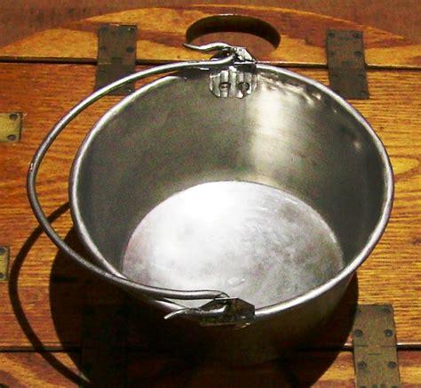kettle brass trade woodsrunner diary