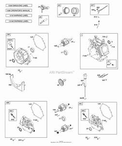 Briggs And Stratton 19n132