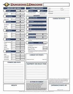 Dungeons And Dragons 5 Edition Deutsch Pdf : fill any pdf free forms for character page 1 ~ A.2002-acura-tl-radio.info Haus und Dekorationen