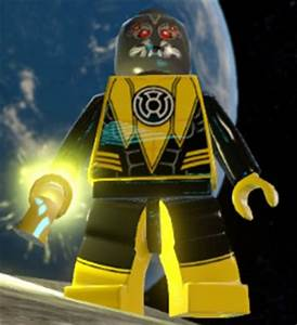 Sinestro Corps Warrior | Brickipedia | FANDOM powered by Wikia