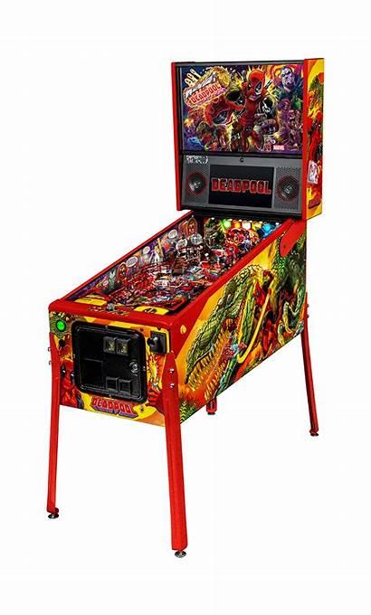Deadpool Stern Pinball Limited Edition