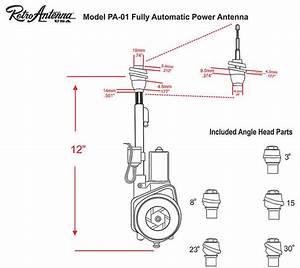 Soundlabs Group Retrosound Pa01 Electric Aerial