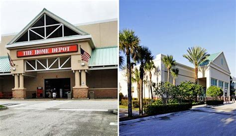 Home Depot  Palm Beach County Retail Market