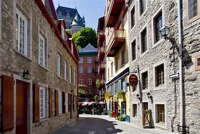 Quebec Historic Villages Canada Architecture Village