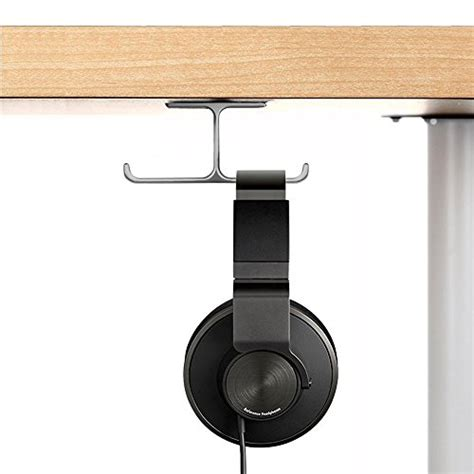 mount ps4 under desk headset mount 6amlifestyle headphone holder aluminum