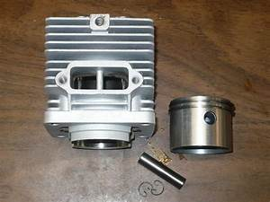Homelite Super Xl Auto Chainsaw Piston And Cylinder Kit A