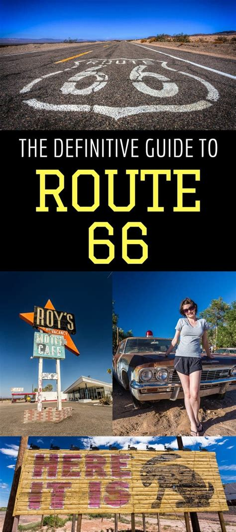 Route 66 Road Trip Planning Guide Independent Travel Cats