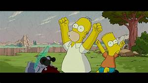the simpsons movie Full HD Papel de Parede and Background ...