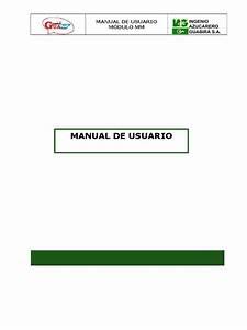 Manual Orden De Produccion Fca Az Por Proceso