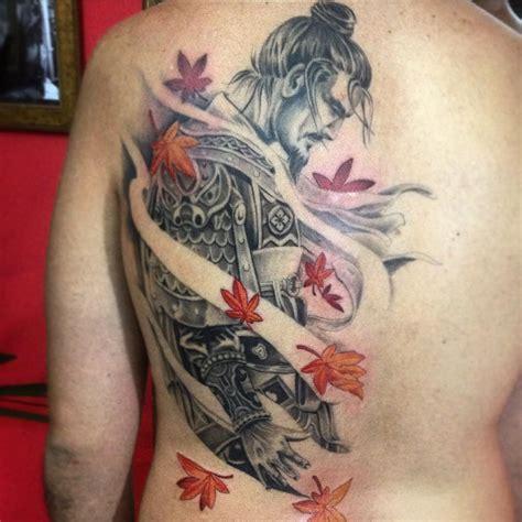 japanese samurai tattoo designs meanings