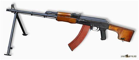 Rpk-74 Kalashnikov Light Machine Gun