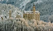 Neuschwanstein Castle | Built by Ludwig II of Bavaria in ...