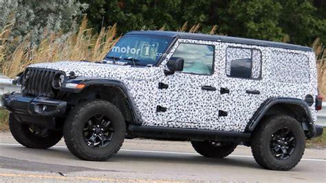 jeep wrangler hard soft top revealed price