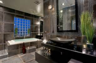 ideas to decorate bathrooms 17 modern luxury bathroom designs black gray color schemes