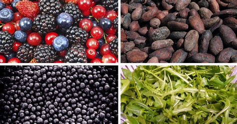 flavonoid rich foods   relieve anxiety fast