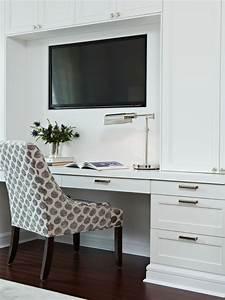 Schrankwand Mit Integriertem Schreibtisch : schrankwand mit schreibtisch und tv home office m bel ~ Watch28wear.com Haus und Dekorationen