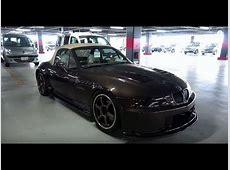 Japan Car Auction 1996 BMW Z3 Heavily Modified YouTube