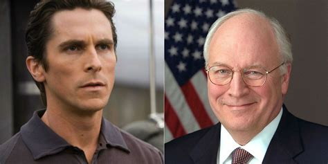 Christian Bale Puts Weight For Dick Cheney Screen Rant