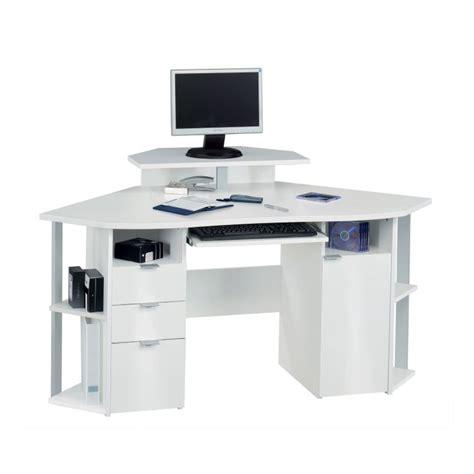 bureau angles bureau d 39 angle jaimee blanc home24 fr