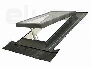 Lucarne De Toit Velux : lucarne fen tre de toit ligne classic vasistas 48x90 ouverture genre velux ebay ~ Melissatoandfro.com Idées de Décoration