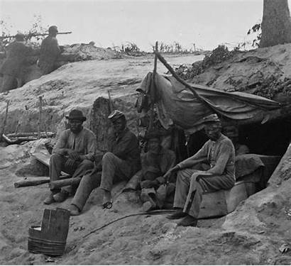 Soldiers Union African History Chubachus American Petersburg
