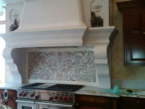 Unique Backsplash Will Give A Different Touch To The