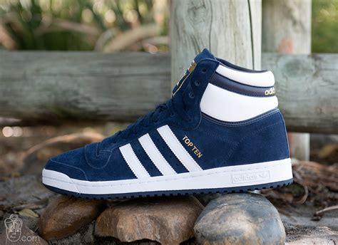 "Blog  Adidas Top Ten High ""suede Pack"" Sneakerheadcom"