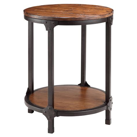 black metal end table round metal end table www imgkid com the image kid has it