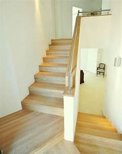 Treppe Handlauf Holz : treppe mit br stung und handlauf bauen ~ Watch28wear.com Haus und Dekorationen
