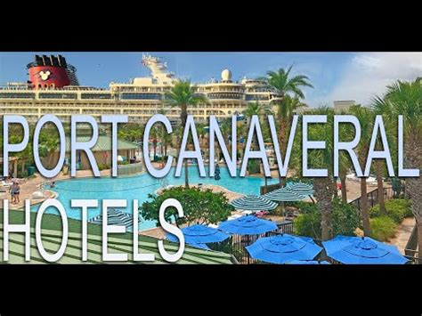 Car Parking At Canaveral by Canaveral Hotels Parking And Car Rental A Tour Of