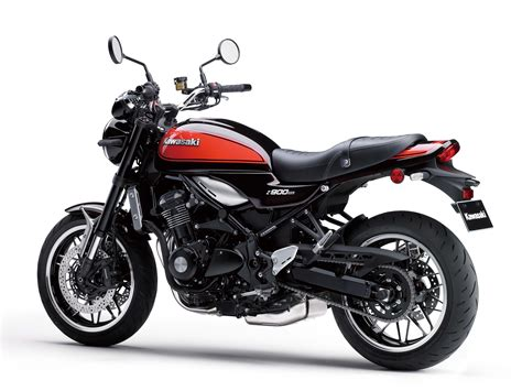 Kawasaki Unveils The Retro-styled Z900rs